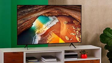 Televizorius Samsung QE43Q60RATXXH