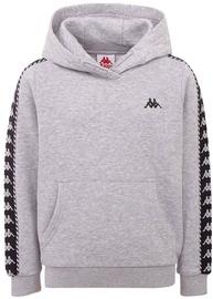 Kappa Igon Sweatshirt 309043 15-4101M Grey M