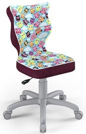 Детский стул Entelo Petit Size 3 ST32 Grey/Owls, 335x300x775 мм