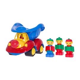 Rotaļlieta mašīna ar skaitļiem K3 139