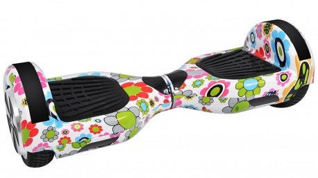 Niveda Bluetooth Hoverboard for Girls Different Colors