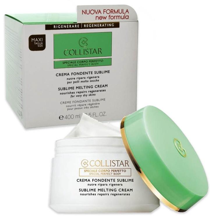 Collistar Sublime Melting Cream 400ml Dry Skin