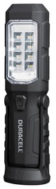 Duracell Flashlight LED Black