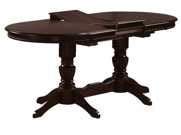 Signal Meble Anjelica Dining Table Dark Walnut