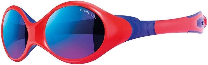 Akiniai nuo saulės Julbo Looping 2 Spectron 3 CF Red / Blue, 42 mm