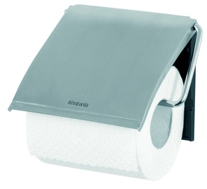 Brabantia Toilet Roll Holder Matt Steel