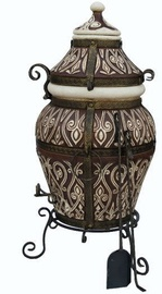 Shevlad Tandoor Asia 100l Dark Brown
