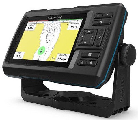 Garmin Striker Plus 7cv Worldwide GT20