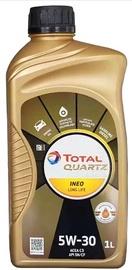Mootoriõli Total Quartz Ineo Long Life 5W - 30, sünteetiline, sõiduautole, 1 l