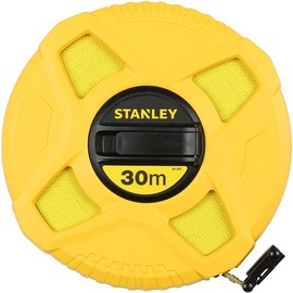 Stanley FiberGlass Tape Measure 30m