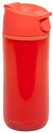 Gertuvė Aladdin Flip&Sip 0.35l raudona