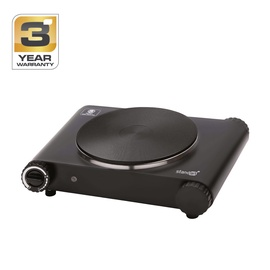 Elektriskā plītiņa Standart ST-HP01 B 1500W