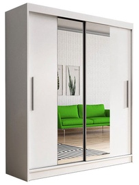 Idzczak Meble Wardrobe Vista 01 White