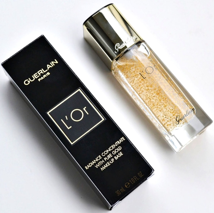 Guerlain L'Or Radiance Concentrate with Pure Gold Makeup Base 30ml