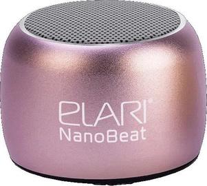 Belaidė kolonėlė Elari NanoBeat Pink, 3 W