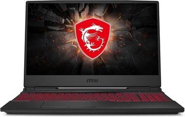 Ноутбук MSI GL65 Leopard, Intel® Core™ i5, 8 GB, 256 GB, 15.6 ″