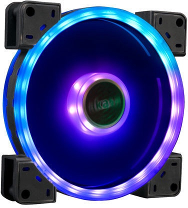 Akasa Vegas TL Dual Sided RGB Led Cooling Fan 140mm