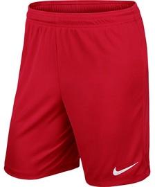 Nike Men's Shorts Park II Knit NB 725887 657 Red S