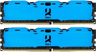 GoodRam IRDM X Blue DDR4 8GB 3000MHz CL16 DDR4 KIT OF 2