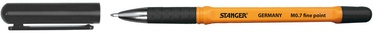 Stanger Ball Point Fine Point Softgrip 0.7 50pcs Black