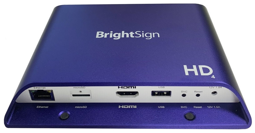 BrightSign HD1024 Expanded I/O Player