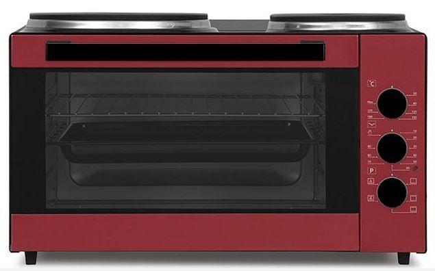 Schlosser TOE 35 HP IVR Dark Red