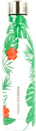 Yoko Design Isothermal Bottle 0.5l Tropical Green
