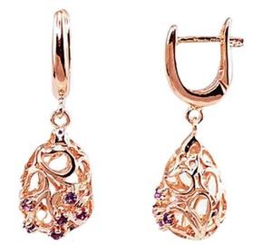 Diamond Sky Gold Earrings Pamel