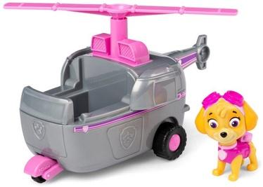 Žaislinė figūrėlė Spin Master Vehicle With Figure Paw Patrol Helicopter Skye