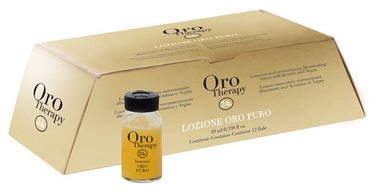 Fanola Oro Therapy Restructuring Illuminating Oil Lotion 12x10ml