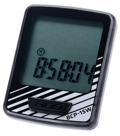 BBB Cycling DashBoard Wireless 10 BCP-15W Black/Grey