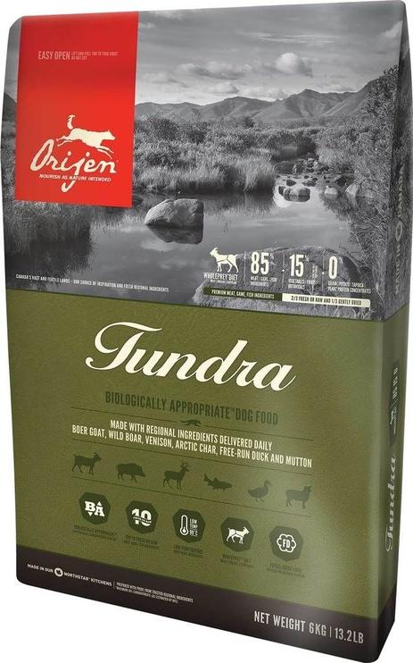 Сухой корм для собак Orijen Tundra Dog Food 11.4kg