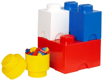 LEGO Storage Brick Multi Pack 4pcs