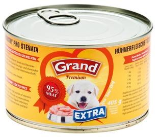 Konservi suņiem Grand Premium Extra 405g