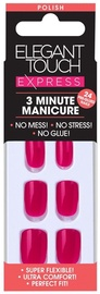 Elegant Touch Express Bright Pink Pre - Glued