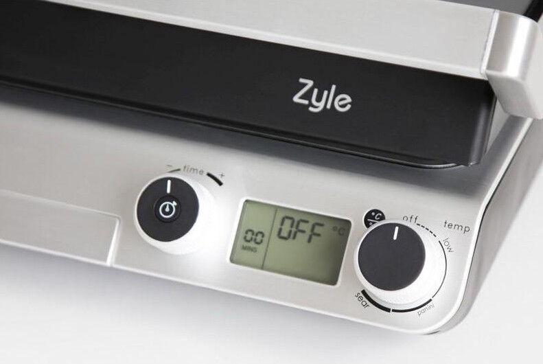 Zyle Electric Grill ZY019EG Black 2200W
