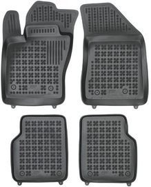 REZAW-PLAST Jeep Compass II (MP/552) 2017 Rubber Floor Mats