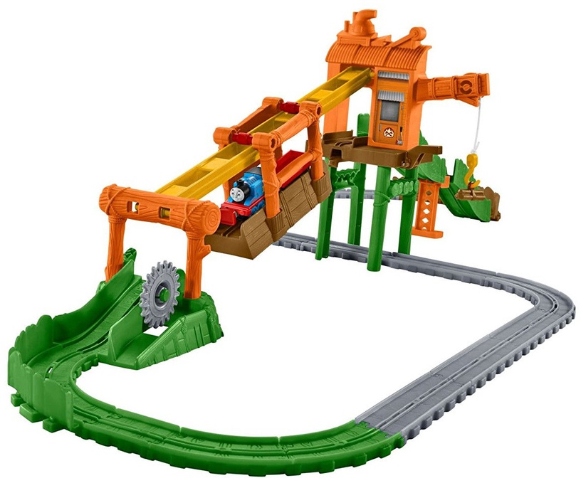 Fisher Price Thomas & Friends Thomas Adventures Misty Island Zip-Line FBC60