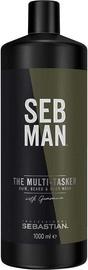 Dušas želeja Sebastian Professional Seb Man The Multi Tasker Wash, 1000 ml