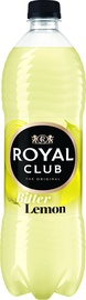 Gaivusis gėrimas Royal Club, bitter lemon, 1 l