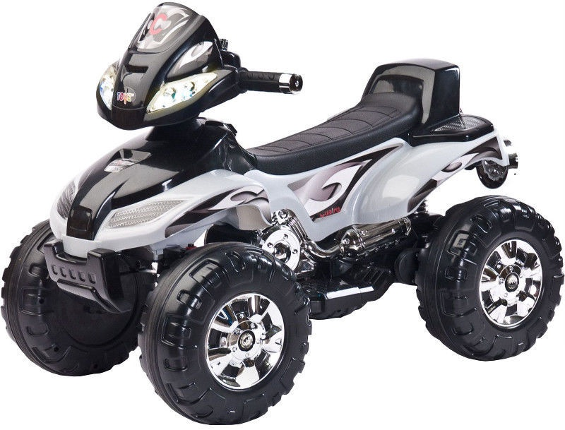 Toyz Ride-On Vehicle Cuatro Grey