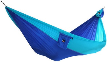 Ticket To The Moon King Size Hammock Blue Turquoise