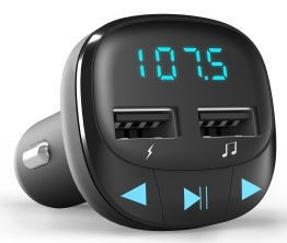 Energy Sistem FM Car Transmitter Black