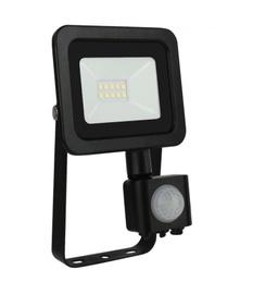 Prožektorius NOCTIS LUX 2 SMD NW, LED 10W, IP44 su davikliu