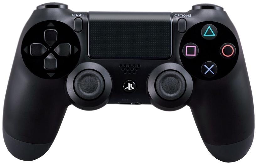Sony Playstation 4 (PS4) 500GB Black + 1 Dualshock Controller + FIFA 21