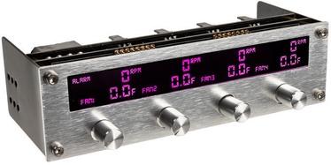 Lamptron FC6 Sync Fan Controller Silver