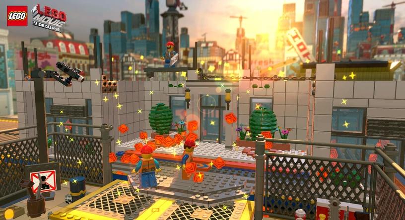 Lego Movie The Videogame Xbox One