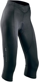 Northwave Crystal 2 Tights 3/4 With Pad S Black