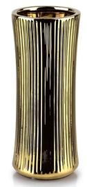 Mondex Yvone Gold Vase 24.5cm