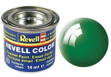Revell Email Color 14ml Gloss RAL 6029 Emerald Green 32161